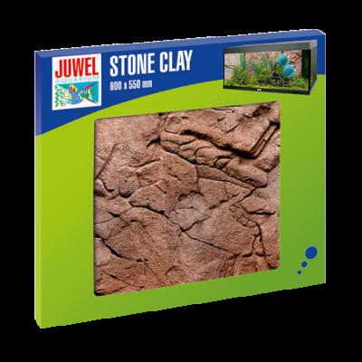 stone clay achterwand