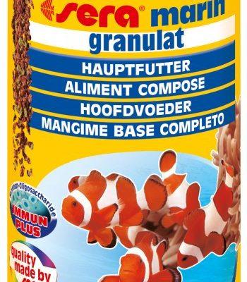 sera marin granulat