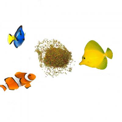 Voeding zeewater