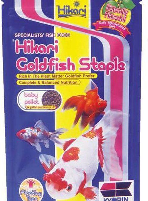 Hikari Goldfish Staple Baby